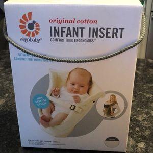 Infant insert Ergobaby